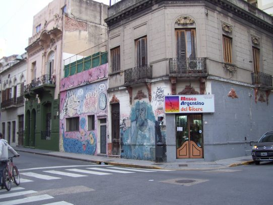 Museo del Títere. Fachada