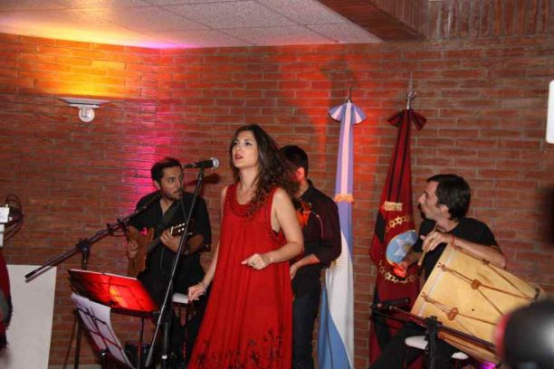 Gabriel Morales y Virginia Ojeda