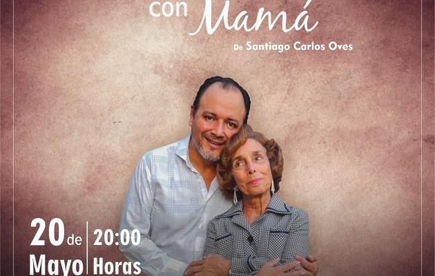 """""""Conversaciones con mamá"""" se estrena en el Espacio Cultural Franklin, San Juan"""