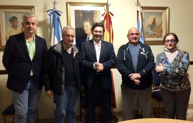 La Estrategia Retorna 2020, se presentó en el Club Español de Buenos Aires