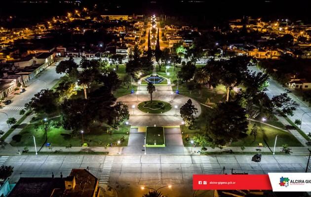 Alcira-Gigena, un poblado cordobés que invita al sosiego