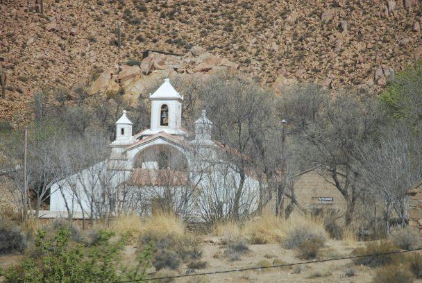 Iglesia San francisco de Asis - San Francisco de Alfarcito