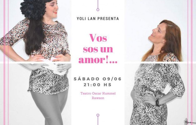"""Vos sos un amor"" by Yoli Lan se presentó en el Teatro Oscar Kümmel de San Juan"