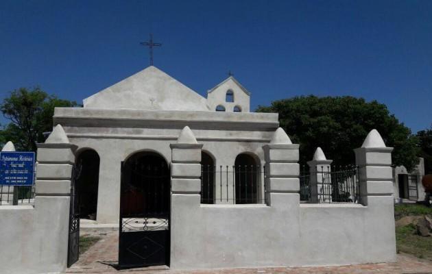 """La Capilla de Tegua: un Monumento Histórico Nacional conocido como """"La Perla del Sur de Córdoba"""""""