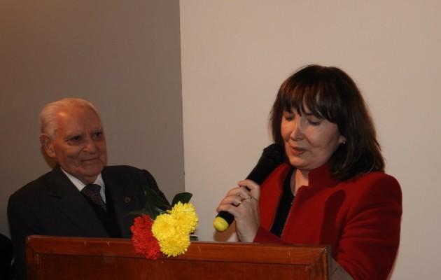 Benito Blanco inició un nuevo camino como Presidente de la Federación de Sociedades Españolas