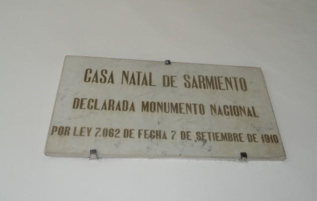Sarmiento consagró su vida a la educación popular, pública y gratuita