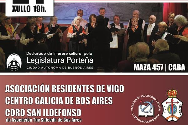 """El «Mes da Galeguidade"""" se celebrará en la Asociación Tuy Salceda"""