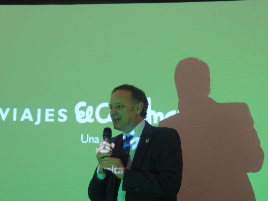 Javier Arroyo. Consejero de Turismo de la Embajada de España en la Argentina