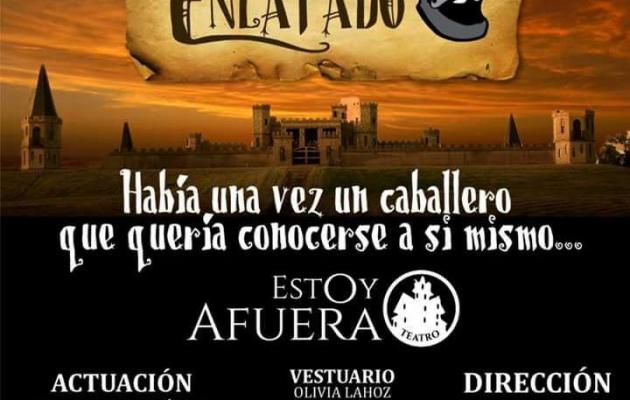 """""""El caballero enlatado"""" se estrenará en la Sala Z, de la Ciudad de San Juan"""