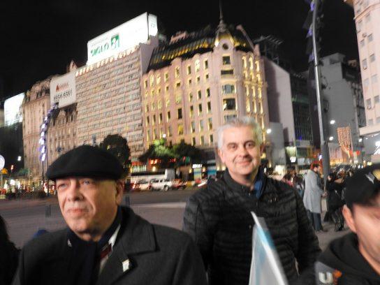 Alejandro López Dobarro. Delegado de la Xunta de Galicia en Bs. As.