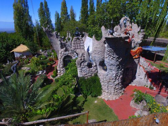 Castillo de Dionisio - Santa Vera Cruz