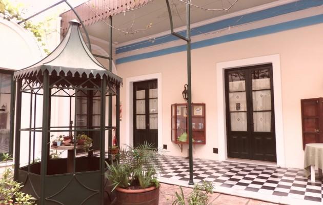La Casa de San Juan en Buenos Aires, morada histórica de Domingo Faustino Sarmiento