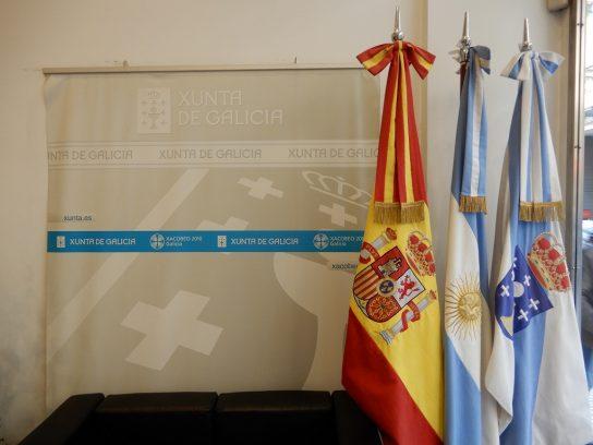 Xunta de Galicia en Argentina