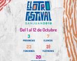 «EL OTRO FESTIVAL,el teatro llega a las escuelas de San Juan