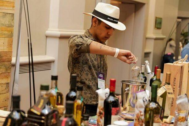 Olivas y vinos - embajadores riojanos