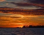 Sol y aguas cristalinas en las playas de Corrientes