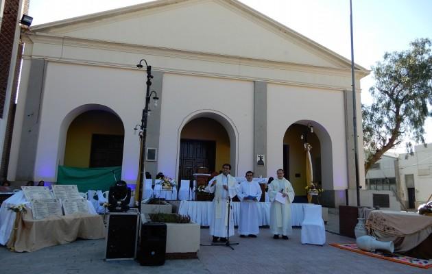San José de Jáchal, un símbolo de unión para la comunidad sanjuanina