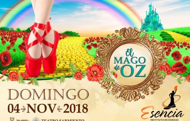 El Mago de Oz se presentará en el Teatro Sarmiento de la Ciudad de San Juan