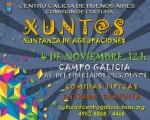 """La Comisión de Cultura del Centro Galicia de Buenos Aires, organiza Xuntanza """"Xunt@s"""""""