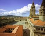 La Catedral de Santiago de Compostela simboliza el sentimiento fraternal de sus fieles
