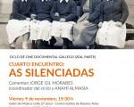 """""""As silenciadas"""" se proyectará en el Centro Galicia de Buenos Aires"""