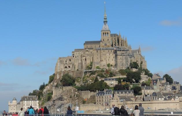 Mont Saint-Michel, historia de un Patrimonio Mundial de la UNESCO en Normandía, Francia