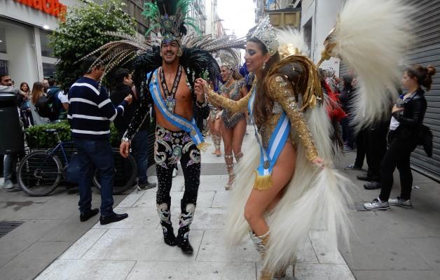 Corrientes y la pasión por el Carnaval