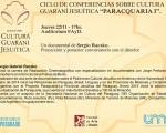 La Maestría de Cultura Guaraní Jesuítica se realizará en Oberá, Misiones