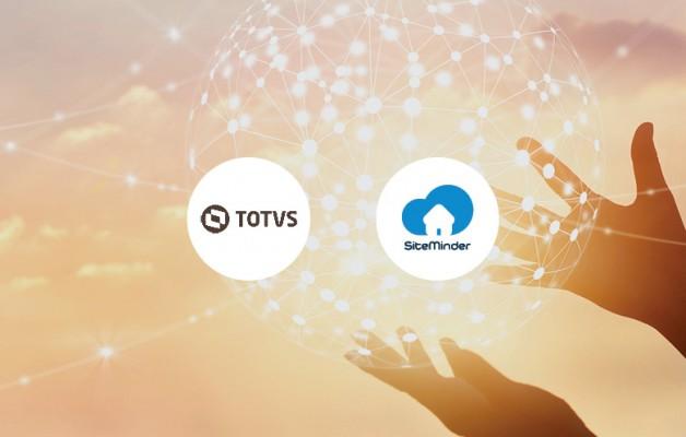 TOTVS se unió a SiteMinder, proveedor de sistema de gestión de propiedad