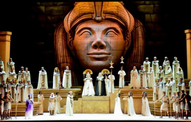 Aida, la ópera de Giuseppe Verdi, se presentará en el Teatro del Bicentenario de San Juan