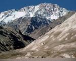 En el Cerro Mercedario, la cumbre más alta de San Juan, se realiza trekking