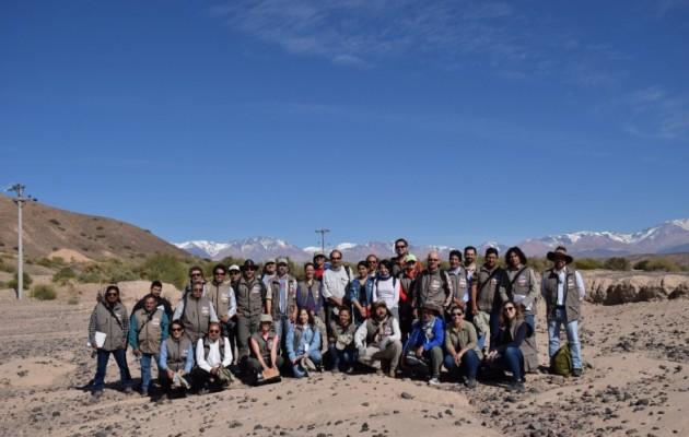 El Taller Internacional de Conservación de Estructuras Arqueológicas en Tierra se dictó en San Juan