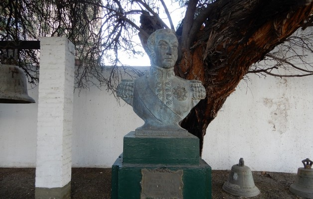 La Celda de San Martín, un espacio histórico colonial en la ciudad de San Juan