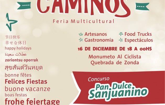 """La Feria """"Descubriendo Caminos"""" premiará al mejor pan dulce sanjuanino"""