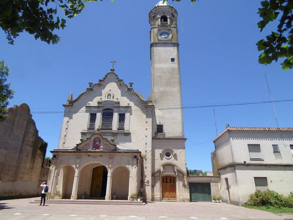 Iglesia de Alberti