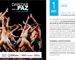 Danzar por la paz, a beneficio de UNICEF, sale a escena en el Teatro Bicentenario de San Juan