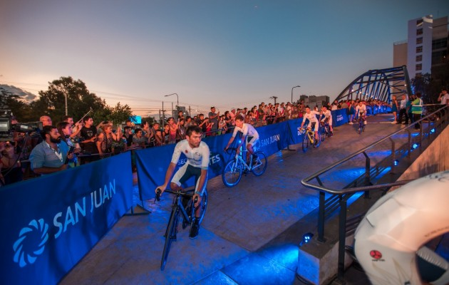 La vuelta a San Juan, una competencia internacional de Ciclismo