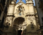 Santa María del Coro, la iglesia de los fieles en San Sebastián