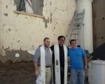 San José de Jáchal y una Ceremonia que bendice las obras de restauración de su Iglesia