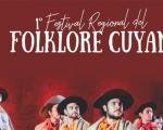 Primer Festival Regional del Folklore Cuyano: San Juan, Mendoza y San Luis, unidos por la música