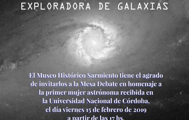El Museo Histórico Sarmiento homenajeará a la Dra. Miriani Pastoriza