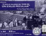 """Xosé Manuel Núñez Seixas brindará la conferencia «O exilio Galego de 1936-39"""""""