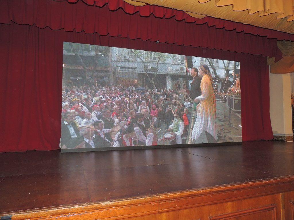 Buenos Aires Celebra Galicia, un homenaje a los artistas gallegos