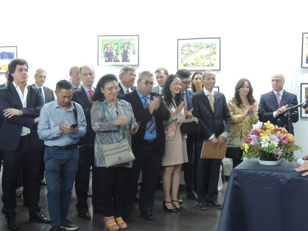 Vietnam celebró su lazo de amistad con la Argentina