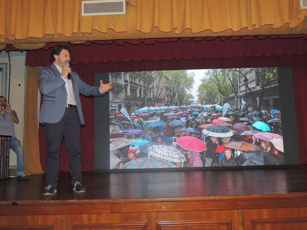 Secretario Xeral de la Emigración, Don Antonio Rodríguez Miranda