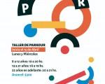 En el Centro Cultural Conte Grand se dictarán talleres de parkour