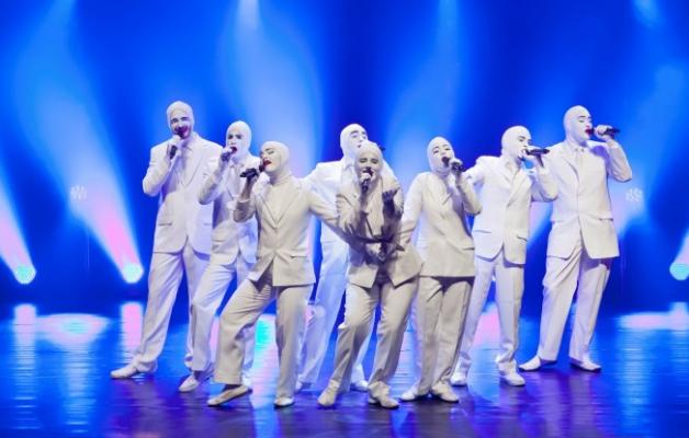 Voca People se presentará en el Teatro del Bicentenario