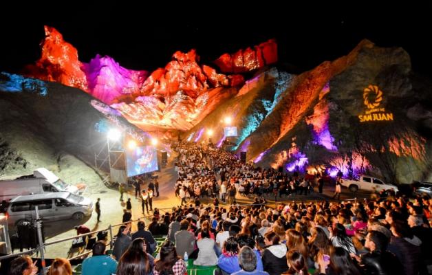 El Concierto de las Américas se realizará en el cerro Alcázar, un escenario natural sanjuanino