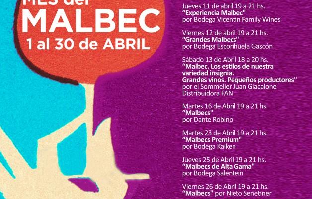 El Mes del Malbec, en Bodegas de Argentina junto a Winexperts