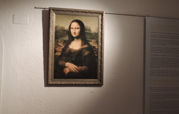 Entrevista a Leonardo Da Vinci, creador de la misteriosa sonrisa de La Gioconda